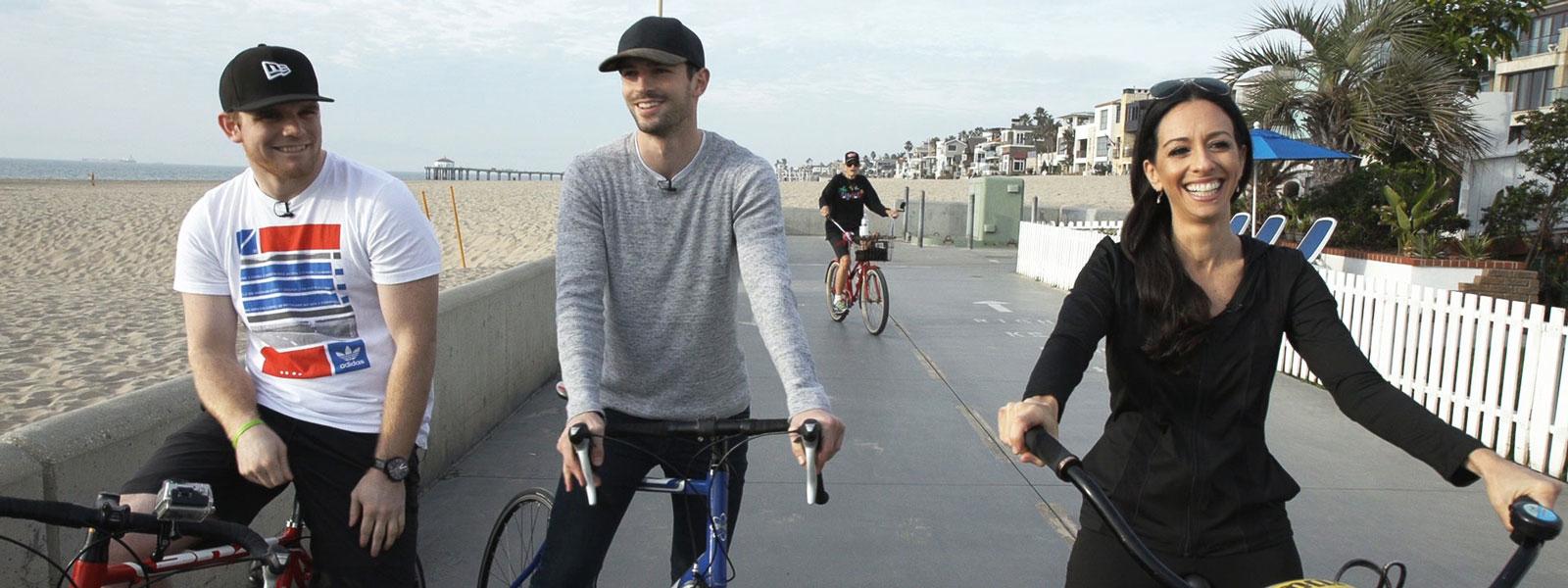 Alexander Rossi & Conor Daly